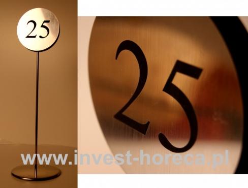 Numerki Stolików Bu01ub 67650 Pln Invest Horeca